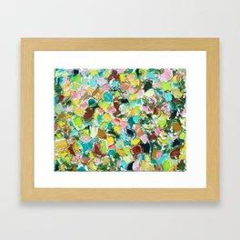 Abstract 87 Framed Art Print