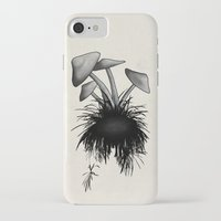 mushrooms iPhone & iPod Cases featuring Mushrooms by Nicklas Gustafsson