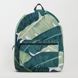 Tropical oasis Backpack