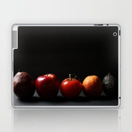 Pear Apple Tomato Orange Avocado Laptop & iPad Skin