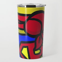 Superchick Travel Mug