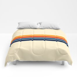 Classic Retro Stripes Comforters