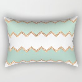 AVALON SEAGREEN 2 Rectangular Pillow