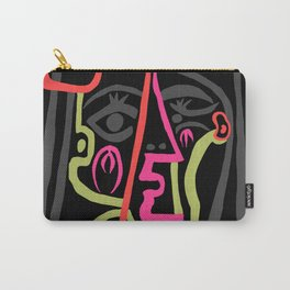 Picasso - Neon Colors Carry-All Pouch