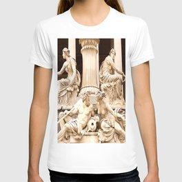 Beautiful Sculptures #decor #society6 T-shirt