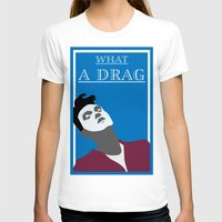 smiths T-shirts featuring What a drag The Smiths by Trendy Youth