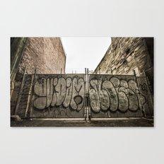 Urban 2 Canvas Print
