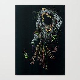 The Roar Canvas Print
