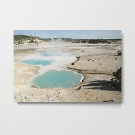 Yellowstone National Park, Wyoming Metal Print