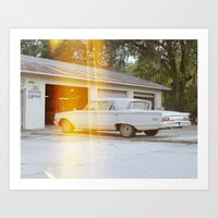 Florida Classic Art Print