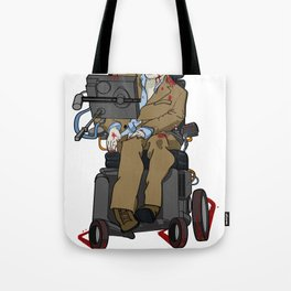 The Hawking Dead Tote Bag