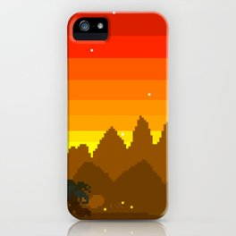 Fakronia- Post Heist iPhone Case