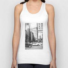 New York, New York Unisex Tank Top