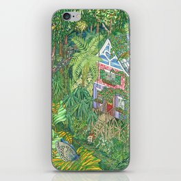 The House That Moved p.11 iPhone Skin