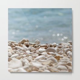Catch the light - Beach Sea Ocean Summer Metal Print