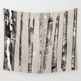 Shadow Branches Wall Tapestry
