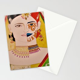 Dulhan I Stationery Cards