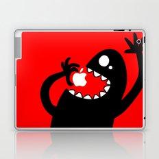 apple eater Laptop & iPad Skin