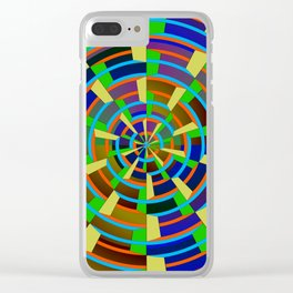 Dynamo, 2400v Clear iPhone Case