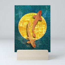 Koi Sol Mini Art Print