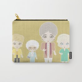 Girls in their Golden Years Carry-All Pouch