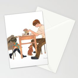Happy home Stationery Cards