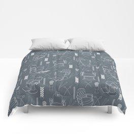 Barber Shop Comforters