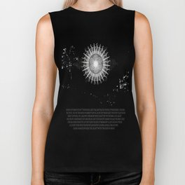 Thirst for Light  Biker Tank