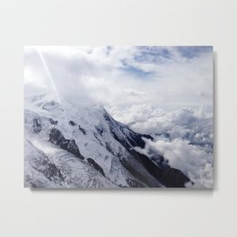 French Alps 02 Metal Print