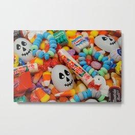Candy! Metal Print