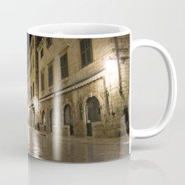 Dubrovnik at Night Coffee Mug