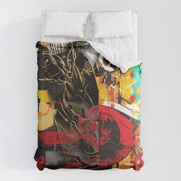 Exquisite Corpse: Round 3 Comforters