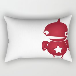 minima - slowbot 002 Rectangular Pillow