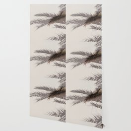 Palm Leafs Shadow Wall Wallpaper