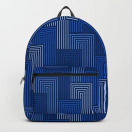 Op Art 120 Backpack