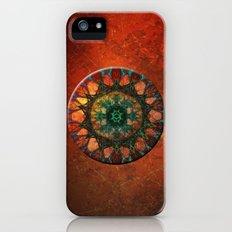 Sun Mandala iPhone (5, 5s) Slim Case