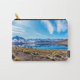 Laguna Miñiques, San Pedro de Atacama Desert, Chile Carry-All Pouch