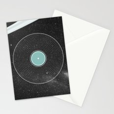 Space Disco Stationery Cards