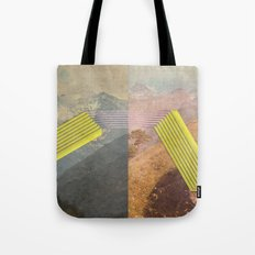 RAIN BOW MOUNTAINS Tote Bag