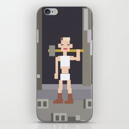 Wreck-it Miley iPhone Skin