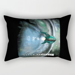 Intergalactic Rectangular Pillow
