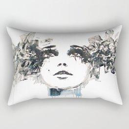 Edie Sedgwick Rectangular Pillow