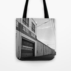 South Tacoma Auto Salon Tote Bag