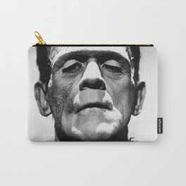 Frankenstien | Franky | Horror movies | Munsters | Gothic Aesthetics Carry-All Pouch