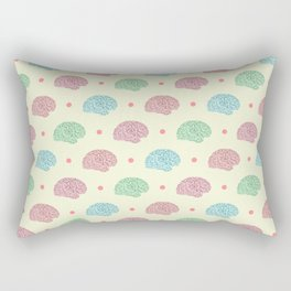 Brain Rectangular Pillow