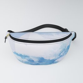Marble Pyramids Beyond North Fanny Pack