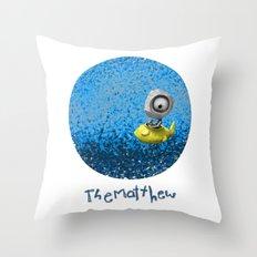 The Matthew Throw Pillow