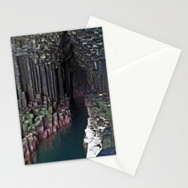 Fingal's Cave Stationery Cards