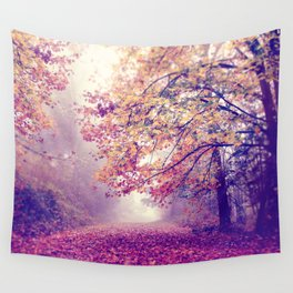 oh darling, lets be adventurous Wall Tapestry