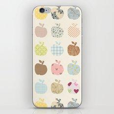 apples galore iPhone & iPod Skin